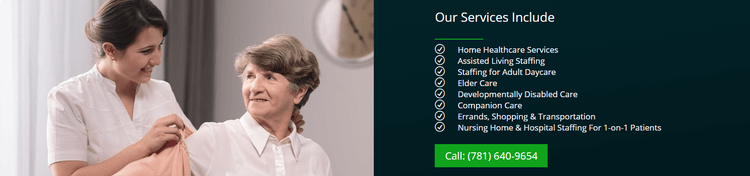 Our services that First Choice Care offers.